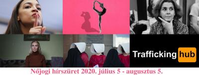 Nőjogi hírszüret 2020. július 5 - augusztus 5.